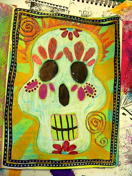 Skull page