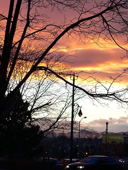 Larimer-sunset