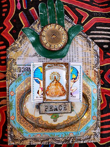 Hamash-peace