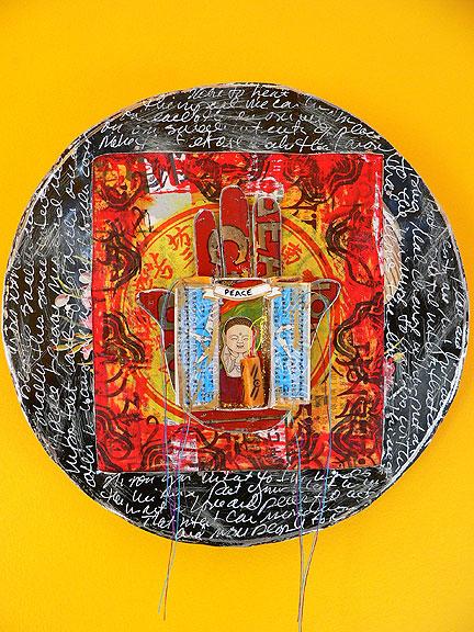 Peace-mandala