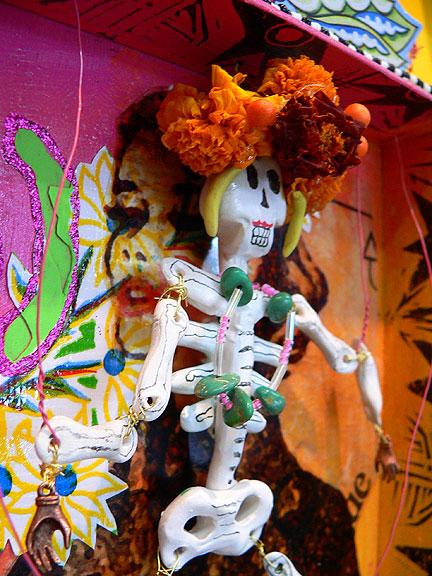 La-dama-skeleton