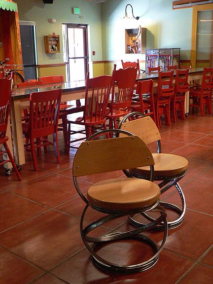 Wheel-chairs