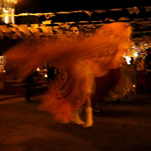 Dancing-catrina