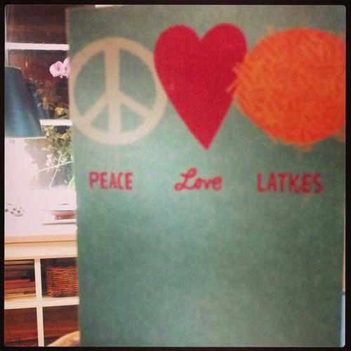 PeaceLoveLatkes