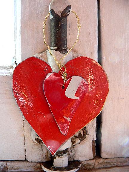 Tin-heart
