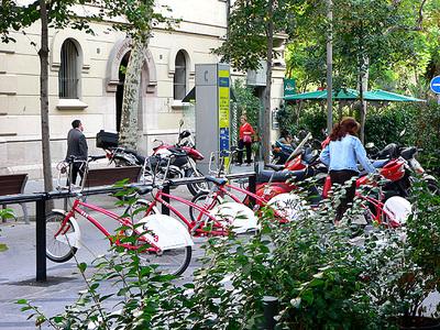 Barcelona_bikes