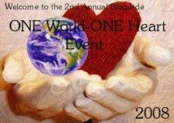 Oneworldoneheartevent