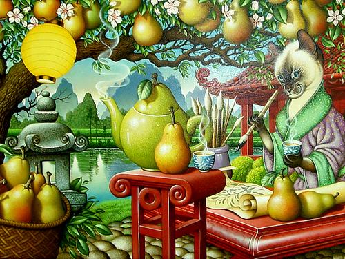 Tea_painting